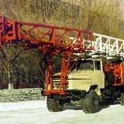 Установка для освоения и ремонта скважин АК-60 фото