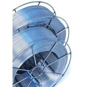 Проволока Низкоуглеродистая ГОСТ 3282-74 общего назначения термически необработанная светлая фото