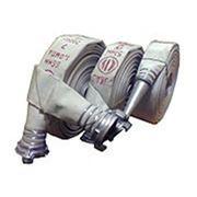 Рукав напорный Сибтекс РПК(В) 50-1.0-У1 в сборе с ГР-50 и стволом РС-50.01 фото