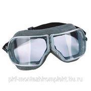 Очки защитные закрытые с прямой вентиляцией фото