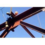 Монтажник по монтажу стальных и железобетонных конструкций фото