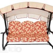Садовая диван-качель Deli coton Итальянская фото