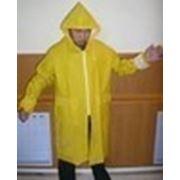 Дождевик, плащ, Желтый / Rain Coat, Colour Yellow фото