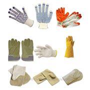Перчатки рукавицы рабочие фото