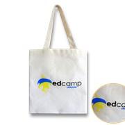 Пошив сумок из двунитки (лён) с логотипом фото