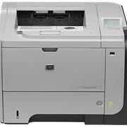 P3015d LaserJet Hewlett-Packard принтер лазерный монохромный, Бежевый фото