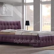 Кровать Барселона Фиолетовая фото