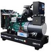 Дизельный генератор GMGen GMV110 фото