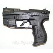 Пистолет Walther P50T фото