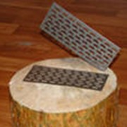 Торцевой закрепитель для деревянных шпал фото