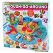 Игровой набор для лепки Карусель PlayGo PLG8664 фото