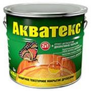 """Защитное покрытие для древесины """"Акватекс"""" папоротник (Рогнеда) 3л фото"""
