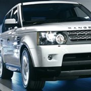 Автомобиль Range Rover Sport фото