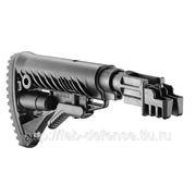 Приклад пластиковый для AK 47/Сайга фото