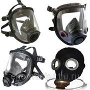 Маска для противогаза (шлем-маска, панорамная маска)