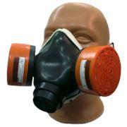 Респиратор Бриз-3201(РУ-60м) фильтрующий газопылезащитный с патроном А1В1Е1К1Р1 фото