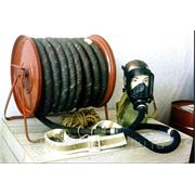 Противогаз шланговый ПШ-20 с ППМ-88 фотография