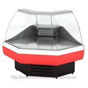 Угловая (внешняя) Холодильная витрина OCTAVA OC (90°) фото