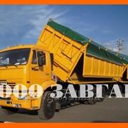 Зерновоз самосвальный автопоезд 62 куб. метра фото
