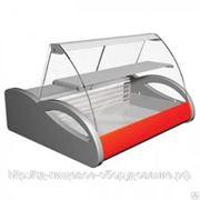 Настольная холодильная витрина Полюс ВХСн-1,0 Арго (низкотемпературная) фото