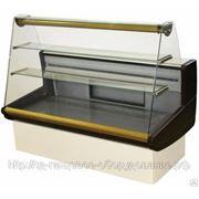 Холодильная витрина ВХСд-1,5 Полюс Эко (кондитерская) фото