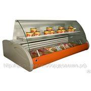Настольная холодильная витрина Полюс ВХС-1,5 Арго фото