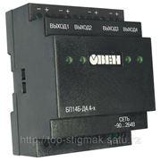 Многоканальный блок питания ОВЕН БП14-Д4.2-24 фото