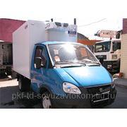 Холодильное оборудование на шасси ГАЗ , Газель фото