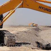 Аренда Экскаватора Hyundai R 305 фото
