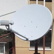 Инсталляция (монтаж, пуск, наладка) систем спутниковой связи, станции спутниковой связи, Элтек фото
