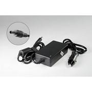 Автоадаптер(зарядное, блок питания) в машину для ноутбука Samsung A10, P10, P20, P25, P30, P35, P40, P50, V20, V25. X20, X25, X50 Series (5.0x3.0mm с иглой) 90W TOP-SA04CC фото