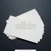 Визитная карточка фото