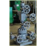 Оборудование нефтепромысловое добычное устьевое фото