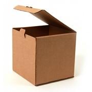 Коробки картонные упаковочные из 3-х слойного гофрокартона. фото