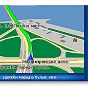 GPS-карта Украины фото