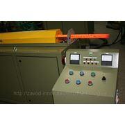 Установка индукционного нагрева мощностью 500 кВт. фото