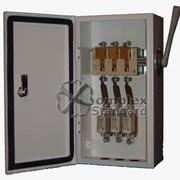 Ящик разрыва с перекидным рубильником и предохранителем ЯПРП-400 фото