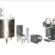 Состав комплекта оборудования для производства кетчупа, производительность 5 тонн в смену фото