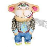 Подушки символ нового года орангутан гоша фото