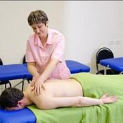 Медицинский массаж фото