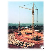 Мобильные самомонтирующиеся башенные краны КБ-405 фото