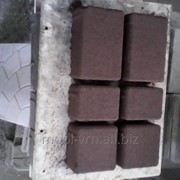 "Матрица для плитки ""Старый город"" фото"
