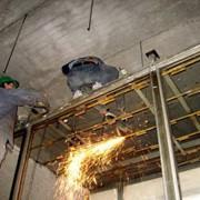 Монтаж металлоконструкций по доступным ценам фото