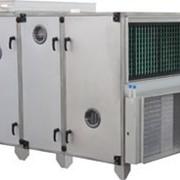 Вентиляционный комплексный агрегат SYSTEMAIR DV Compact фото