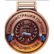 Медаль AD55 фото