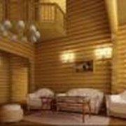 Срубы и дома из рубленной древисины фото