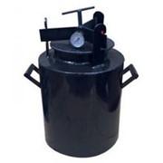 Автоклав бытовой электрический Черный средний (винт) фото