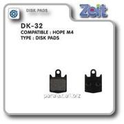 Колодка дисковая Zeit DK-32 фото