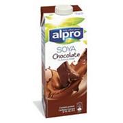 Напиток соевый ALPRO шоколадный 1,8%, 1л фото