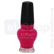 Лак для стемпинга Konad Princess (пурпурно-красный перламутр) 12 мл фото